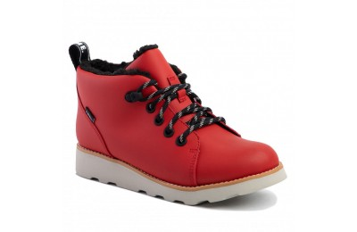 Clarks Polacchi Crown Tor K 261434857 Red Leather A buon mercato